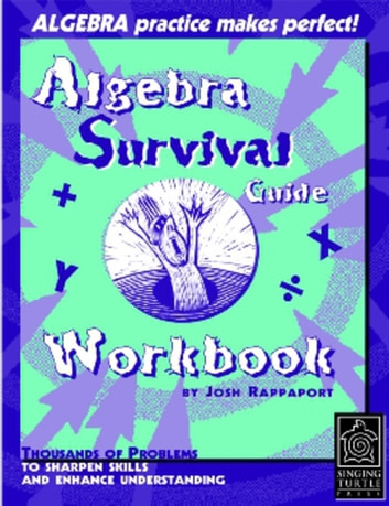algebra survival guide workbook rappaport josh