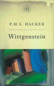 The Great Philosophers - Wittgenstein ebook by Peter Hacker