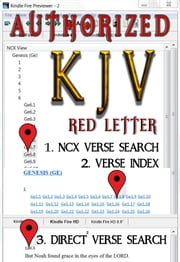 Authorized KJV (Red Letter Edition): MATTHEW ebook by Authorized King James Version Bible,Better Bible Bureau