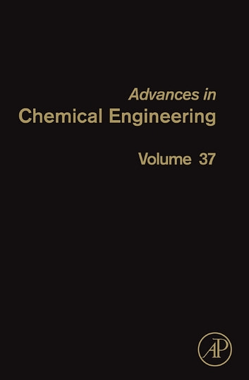 Advances in Chemical Engineering - Characterization of Flow, Particles and Interfaces ebook by Jinghai Li
