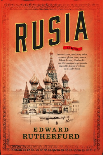 Rusia ebook by Edward Rutherfurd