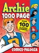 Archie 1000 Page Comics-Palooza eBook par Archie Superstars