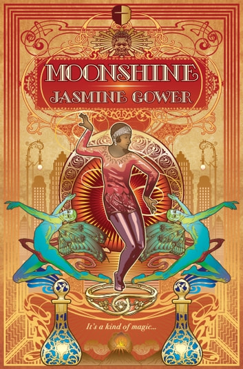 Moonshine ebook by Jasmine Gower