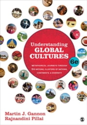 Understanding Global Cultures - Metaphorical Journeys Through 34 Nations, Clusters of Nations, Continents, and Diversity ebook by Martin J. Gannon,Rajnandini K. Pillai