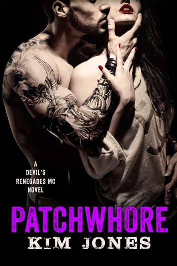 Patchwhore ebook by Kim Jones