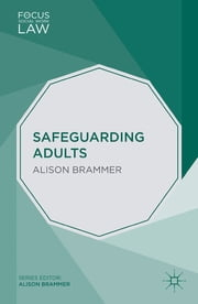 Safeguarding Adults ebook by Alison Brammer