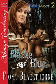 Blacke and Blue ebook by Fiona Blackthorne