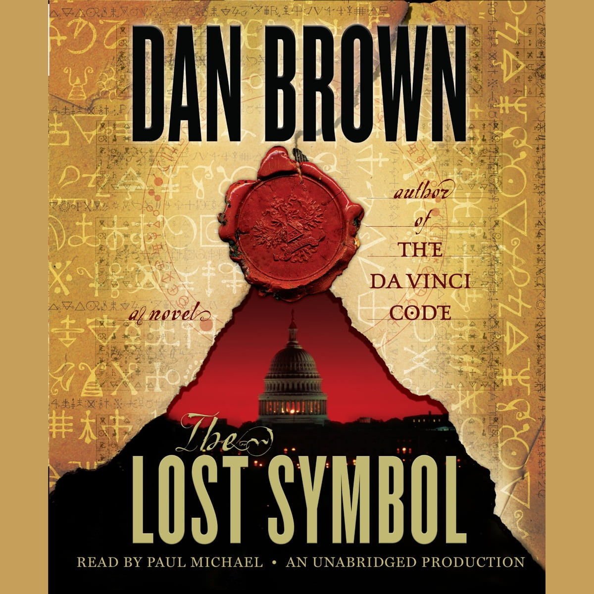 The lost symbol audiobook by dan brown 9780739319185 rakuten kobo buycottarizona
