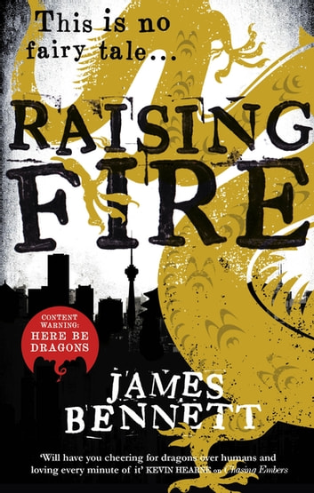 Raising Fire - A Ben Garston Novel ebook by James Bennett