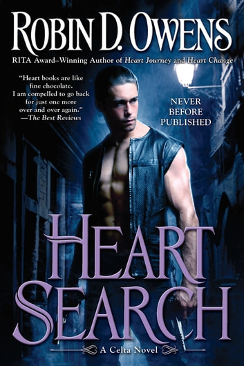 Heart Search ebook by Robin D. Owens