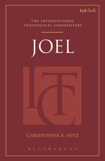 Joel (ITC) ebook by Professor Christopher R. Seitz