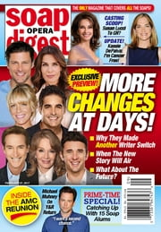 Soap Opera Digest - Issue# 9 - American Media magazine