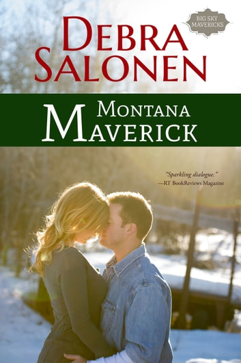 Montana Maverick ebook by Debra Salonen