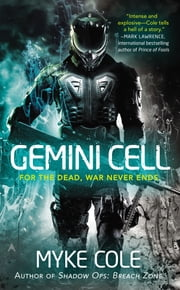 Gemini Cell - A Shadow Ops Novel ebook by Myke Cole