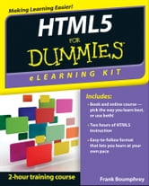 HTML5 eLearning Kit For Dummies ebook by Frank Boumphrey