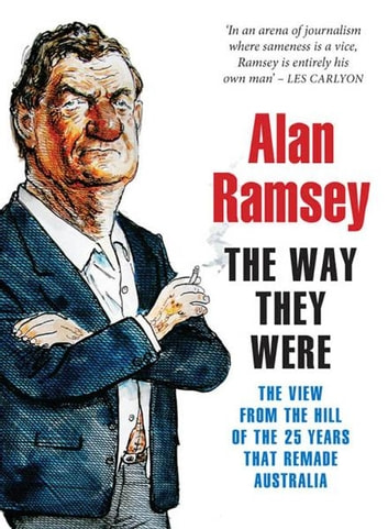 The Way They Were ebook by Ramsey, Alan