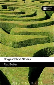 Borges' Short Stories - A Reader's Guide ebook by Dr Rex Butler