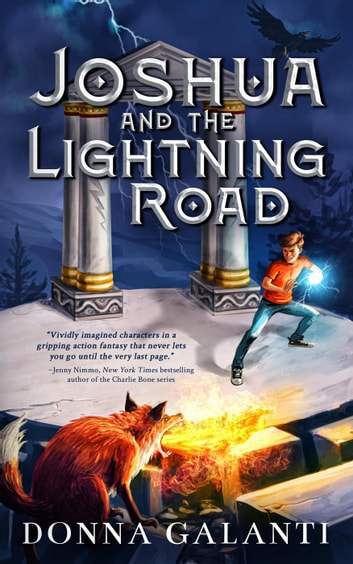 Joshua and the Lightning Road - Lightning Road, #1 ebook by Donna Galanti