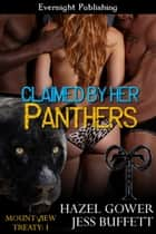 Claimed by Her Panthers ebook by Hazel Gower
