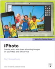 Apple Pro Training Series - iPhoto ebook by Dion Scoppettuolo