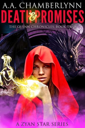 Death and Promises ebook by A.A. Chamberlynn