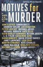 Motives for Murder ebook by Various