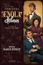 Métro Baker Street ebook by Nancy Springer, Raphaël Gauthey, Rose-Marie Vassallo