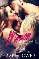 Mason Caveman Instinct: Gypsy Curse Book 4 ebook by Hazel Gower