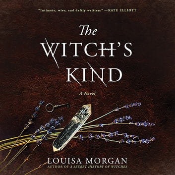 The Witch's Kind livre audio by Louisa Morgan