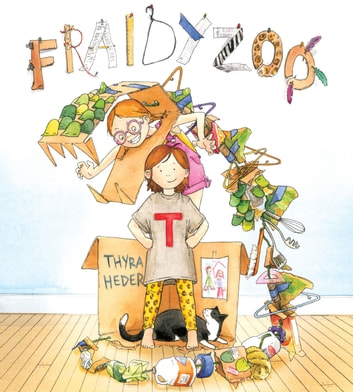 Fraidyzoo ebook by Thyra Heder