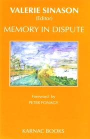 Memory in Dispute ebook by Valerie Sinason