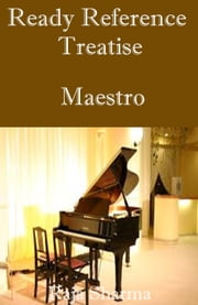 Ready Reference Treatise: Maestro ebook by Raja Sharma