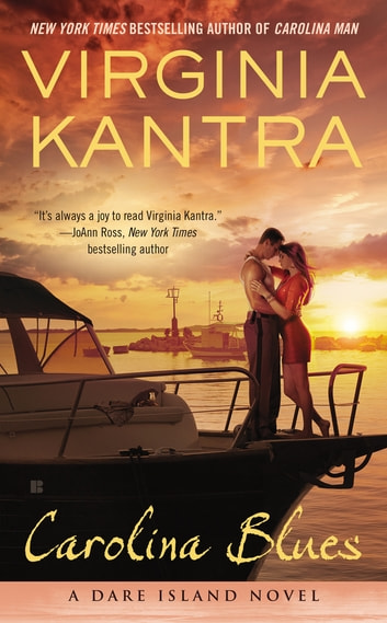 Carolina Blues ebook by Virginia Kantra