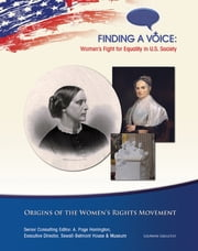 Origins of the Women's Rights Movement ebook by LeeAnne Gelletly