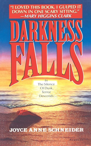 DARKNESS FALLS ebook by Joyce Anne Schneider