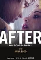 After tome 2 - couverture film ebook by Anna Todd, Claire Sarradel