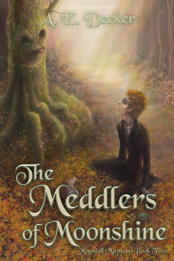 The Meddlers of Moonshine ebook by A. E. Decker