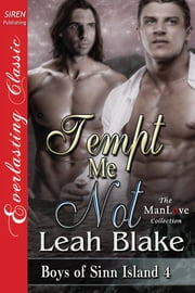 Tempt Me Not ebook by Leah Blake