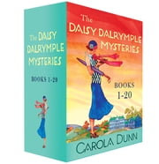 The Daisy Dalrymple Mysteries, Books 1-20 ebook by Carola Dunn