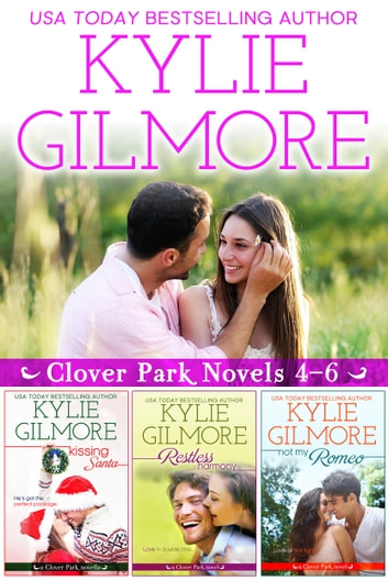 Clover Park Boxed Set Books 4-6 ebook by Kylie Gilmore