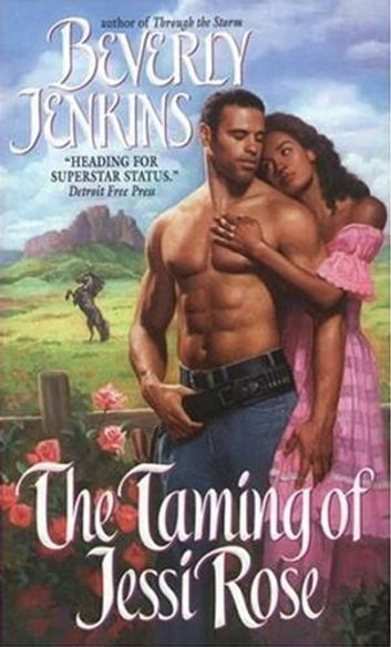 Taming of Jessi Rose ebook by Beverly Jenkins