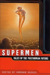 Supermen - Tales of the Posthuman Future ebook by