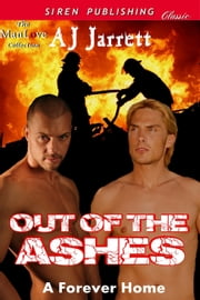 Out of the Ashes ebook by AJ Jarrett