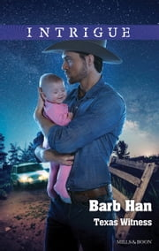 Texas Witness ebook by Barb Han