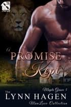 A Promise Kept ebook by Lynn Hagen