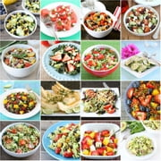The Salad Cookbook - 2762 Recipes ebook by Anonymous
