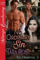 No Ordinary Sin ebook by