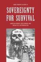 Sovereignty for Survival ebook by James Robert Allison III