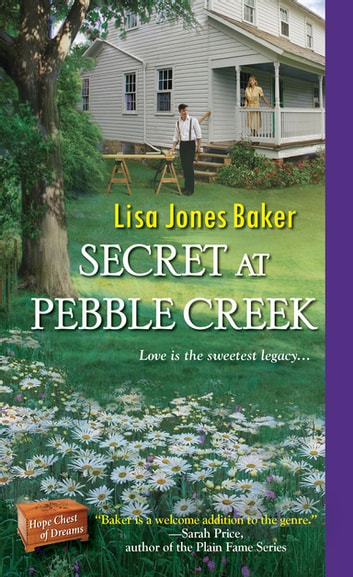 Secret at Pebble Creek ebook by Lisa Jones Baker