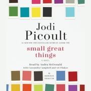 Small Great Things - A Novel audiobook by Jodi Picoult